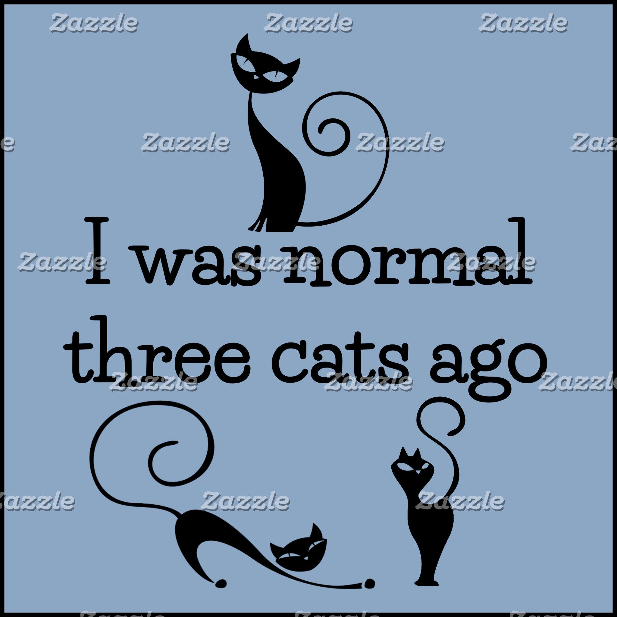 Three Cats Ago