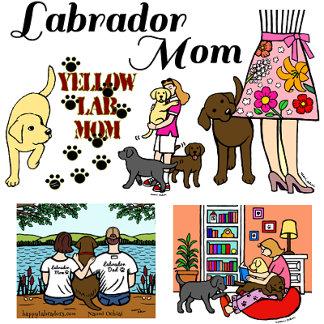 Labrador Mom (Family)
