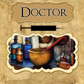 - Job - Doctor, Pharmacist & Medicine