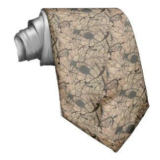 Abstract Neckties