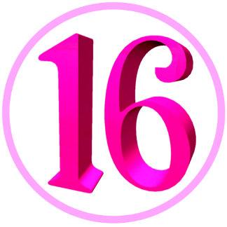 16TH BIRTHDAY