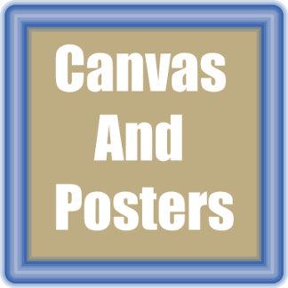 Trinidad and Tobago Canvas & Posters