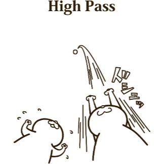 High Pass (Brown)