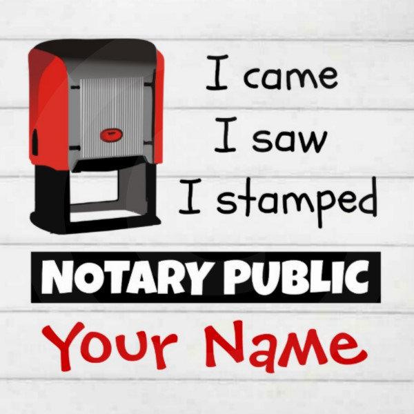Notary Stamp
