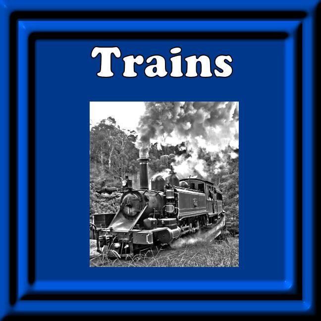 Railroad Steam Trains