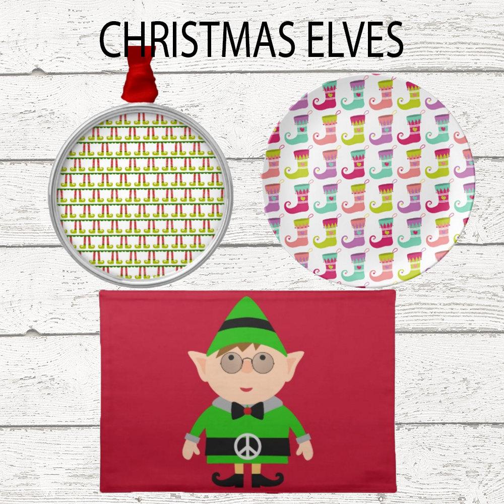 Christmas Elves