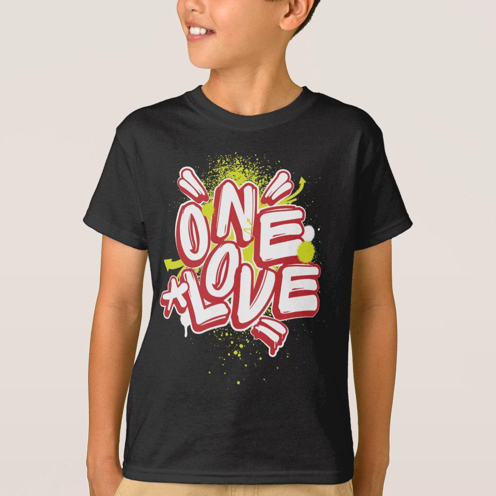 Kids Urban Clothing: Streetwear T-shirts