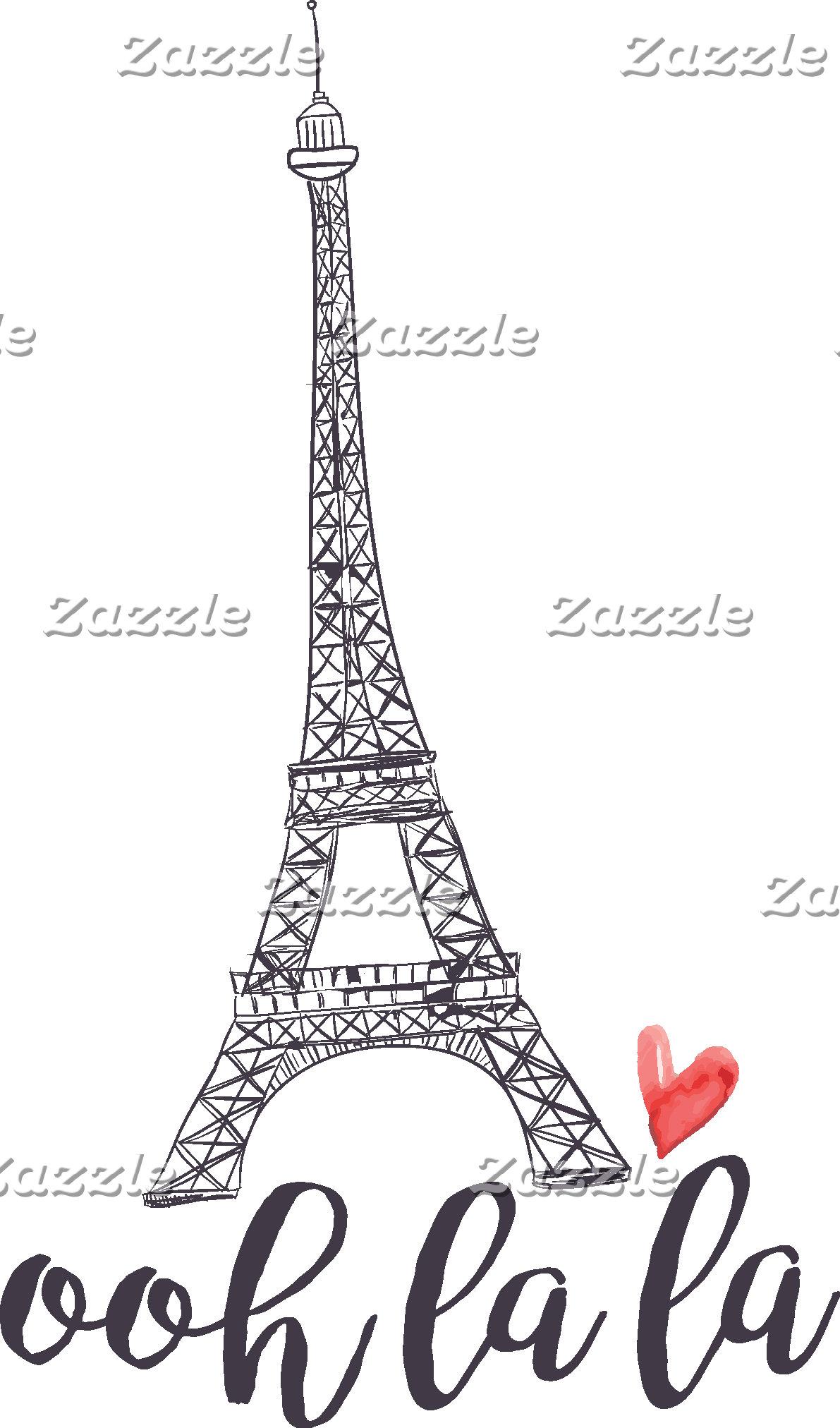Ooh la la Paris
