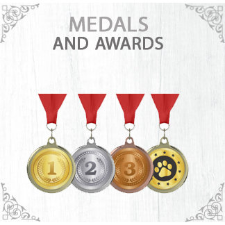 Medal & Awards