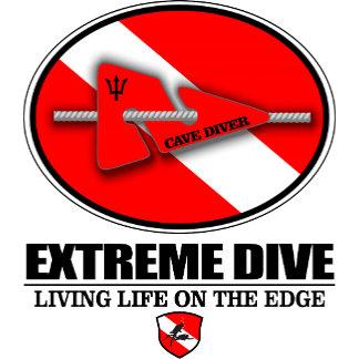 Extreme Dive (Cave Diver)