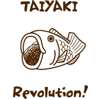 【たい焼き革命(茶)】 TAIYAKI Revolution(Brown)