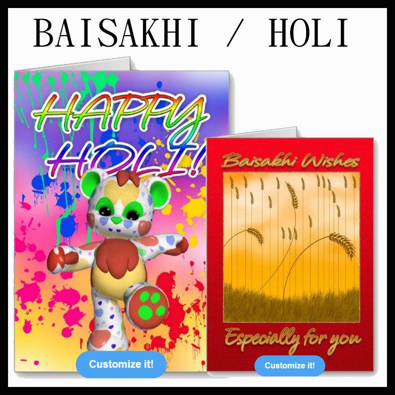 baisakhi / Holi