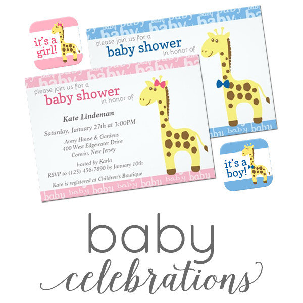 Baby Celebrations