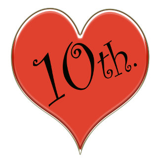 10th. Anniversary