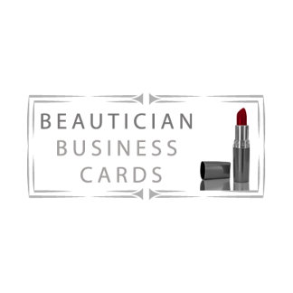 Beautician Business Cards