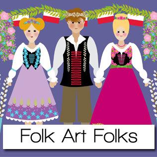Folk Art Folks