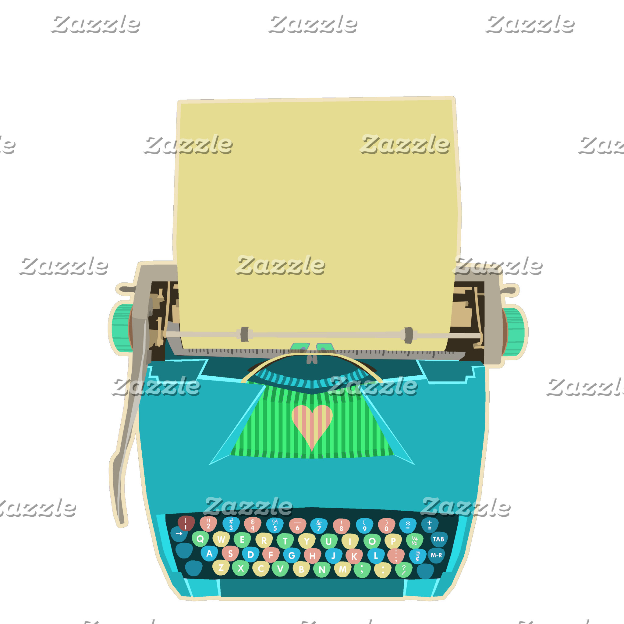 Personalized Typewriters