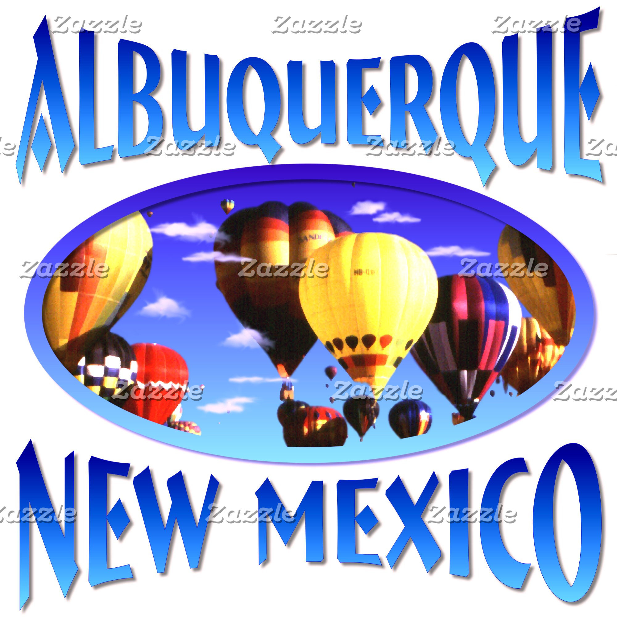 Albuquerque New Mexico Tshirts