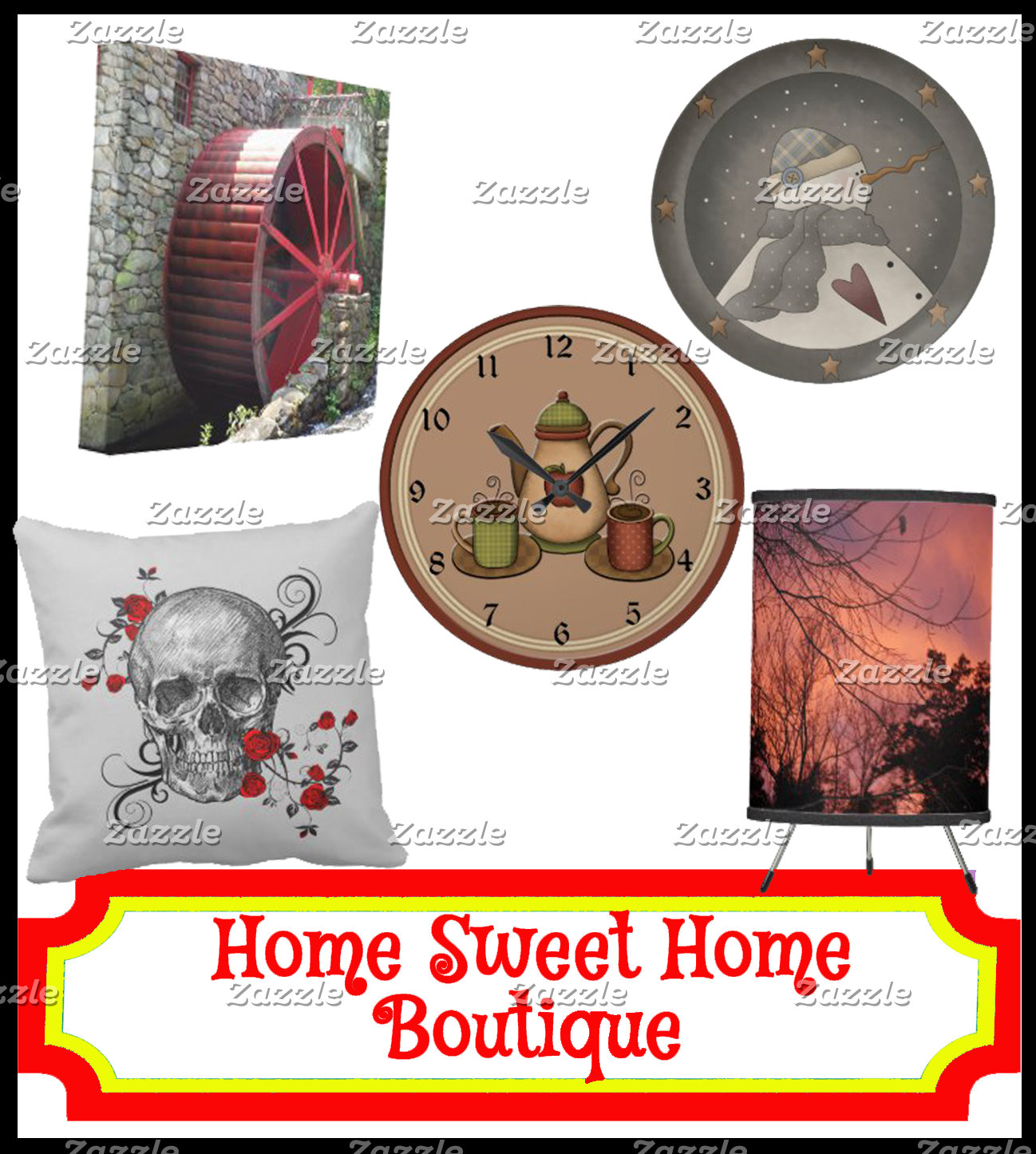 HOME SWEET HOME BOUTIQUE
