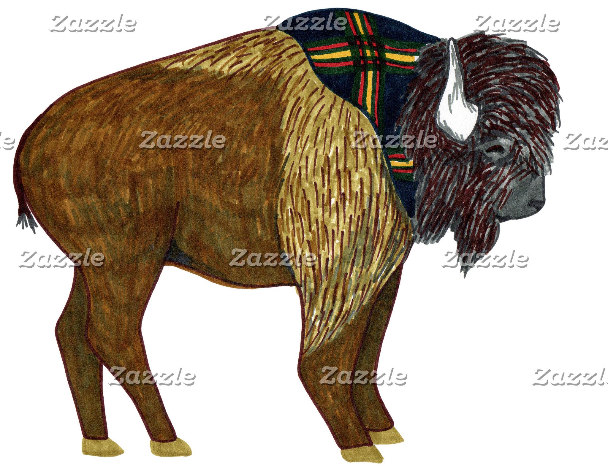 Critters: Buffalo