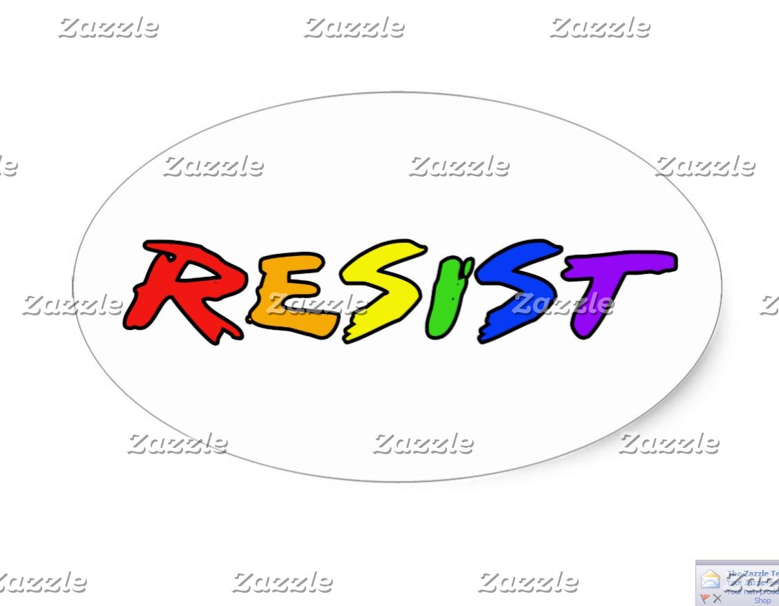 Resist with Pride!