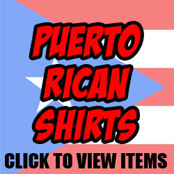 Puerto Rican Shirts For Men and Women