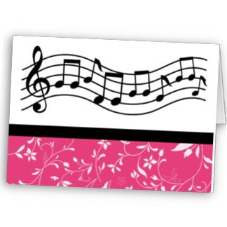 Music Cards