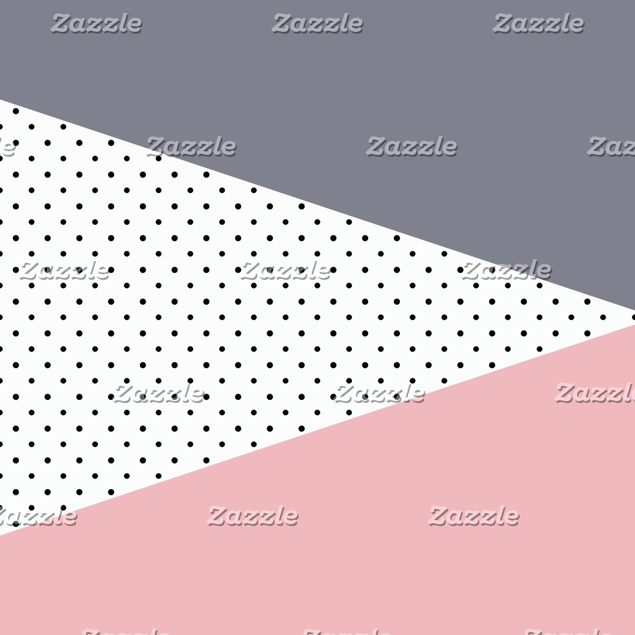 Geometric Polka dots