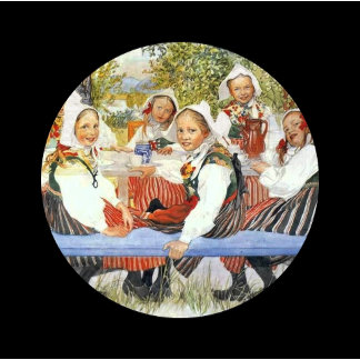 Carl Larsson Celebrations and Holidays