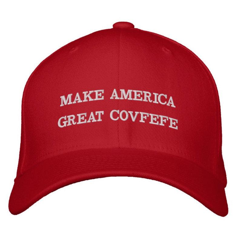 MAKE AMERICA GREAT COVFEFE