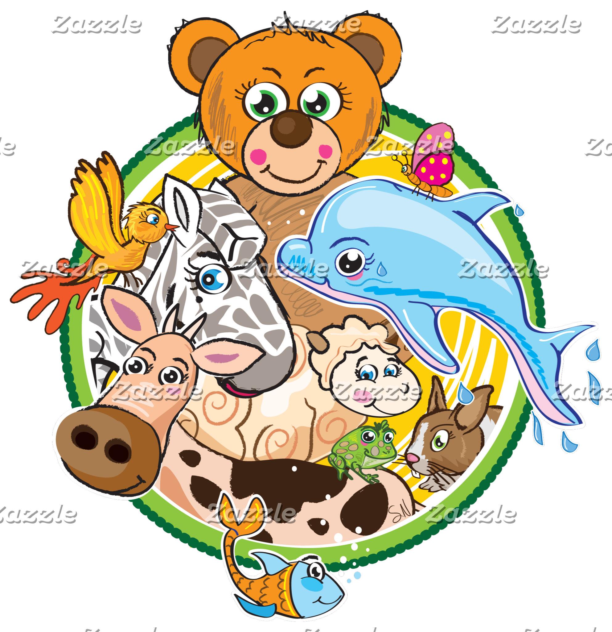 Animals Mix