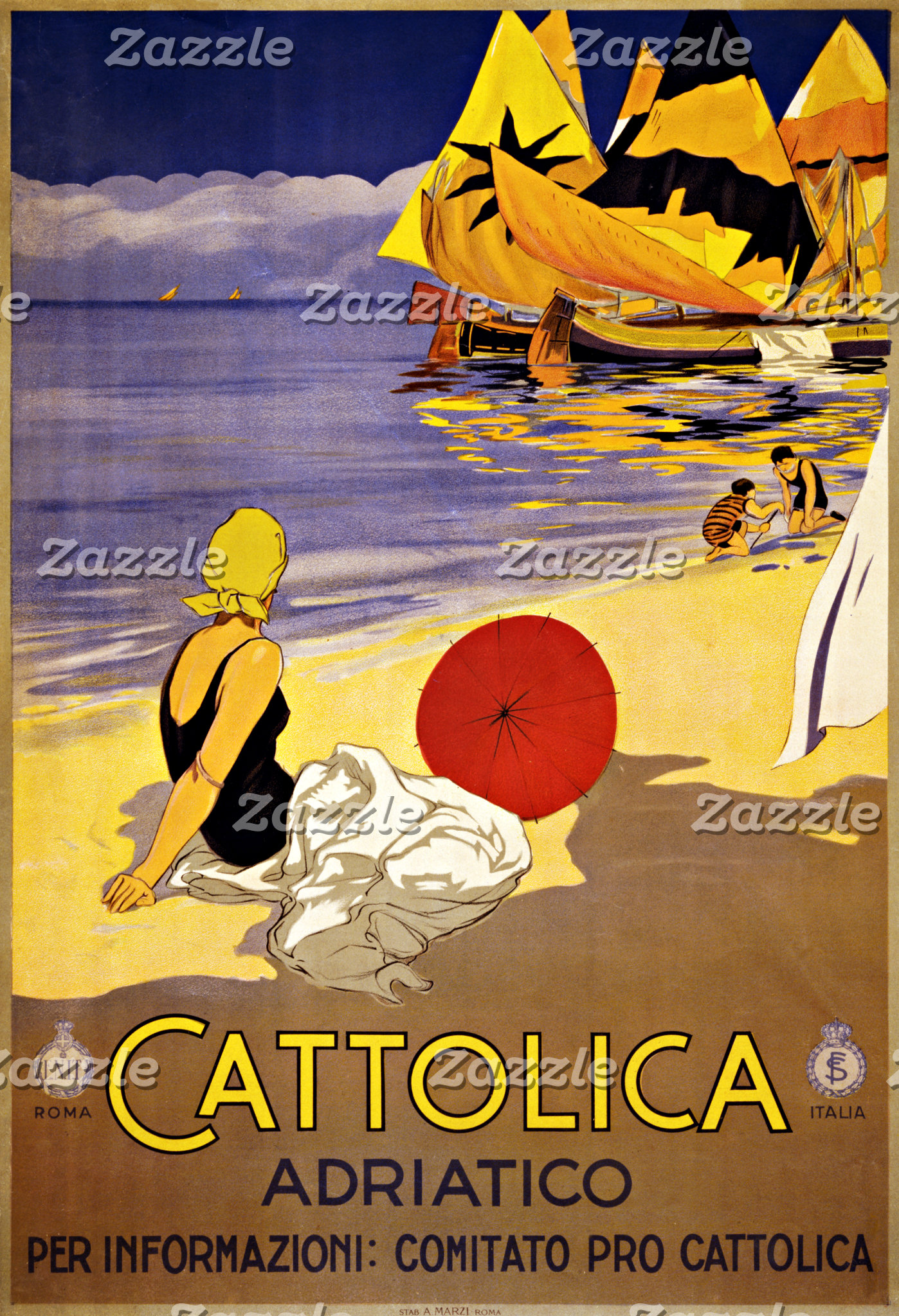 Vintage Travel Posters 2
