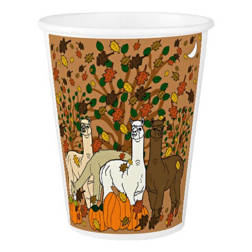 Alpaca Thanksgiving Home Decor Products