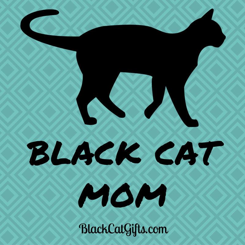 Black Cat Mom