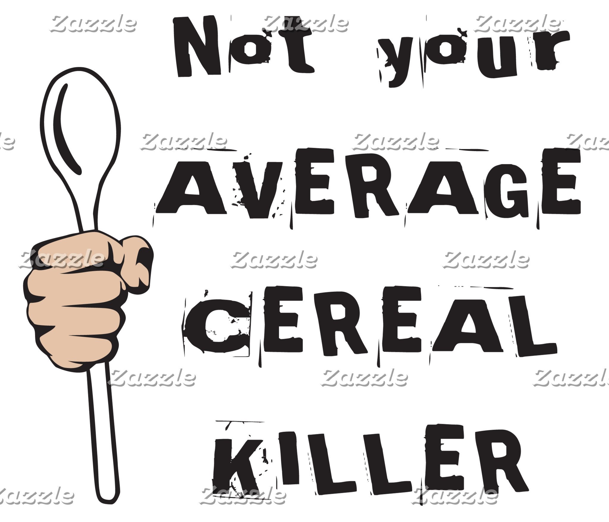 Not Your Average Cereal Killer