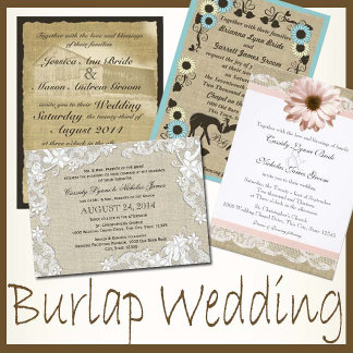 Rustic Wedding Sets