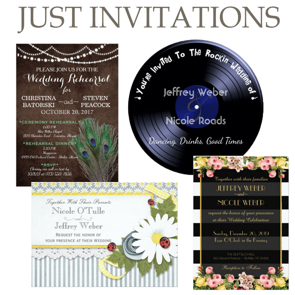 Just Invitations