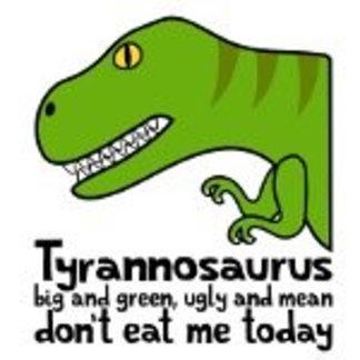 T-Rex Haiku