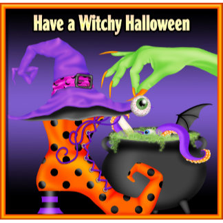 Witchy Halloween