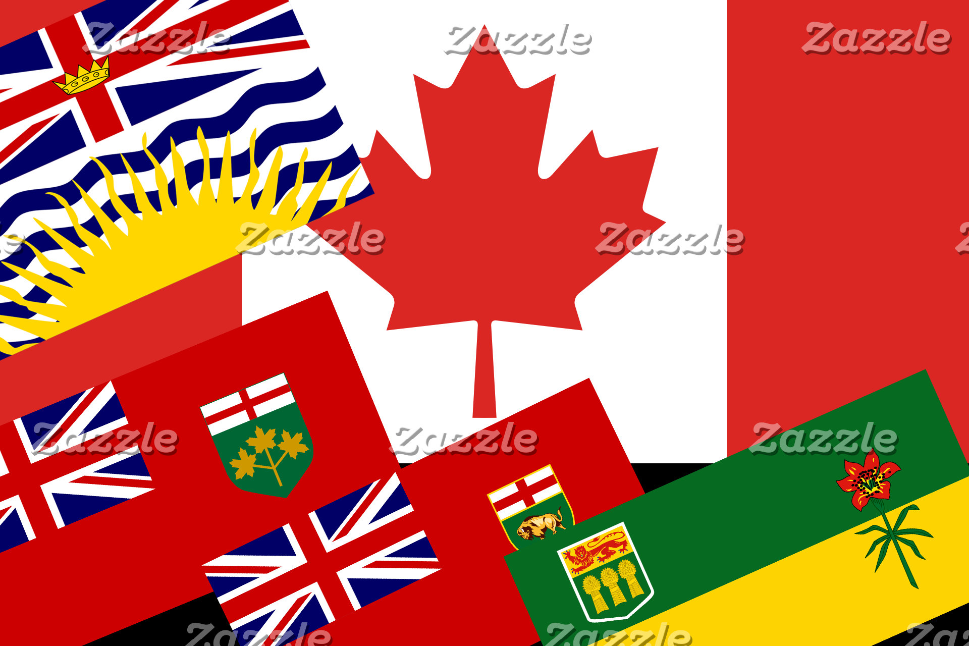 Canada and Canadian Provinces