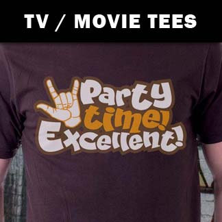 TV and Movie Tees