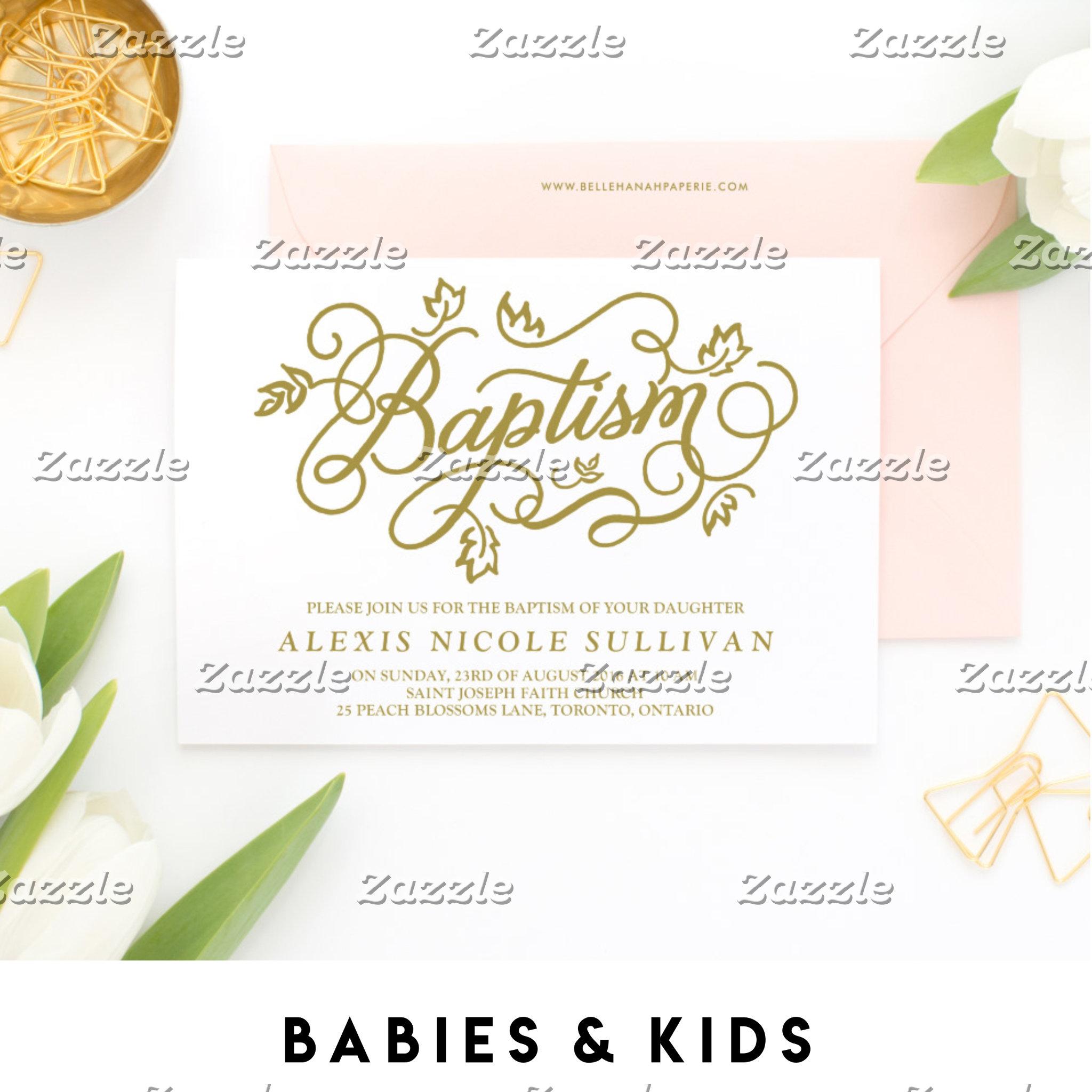 BABIES + KIDS