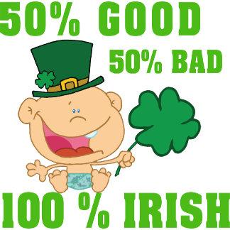 Funny Irish Toddler Baby T-Shirts Gifts