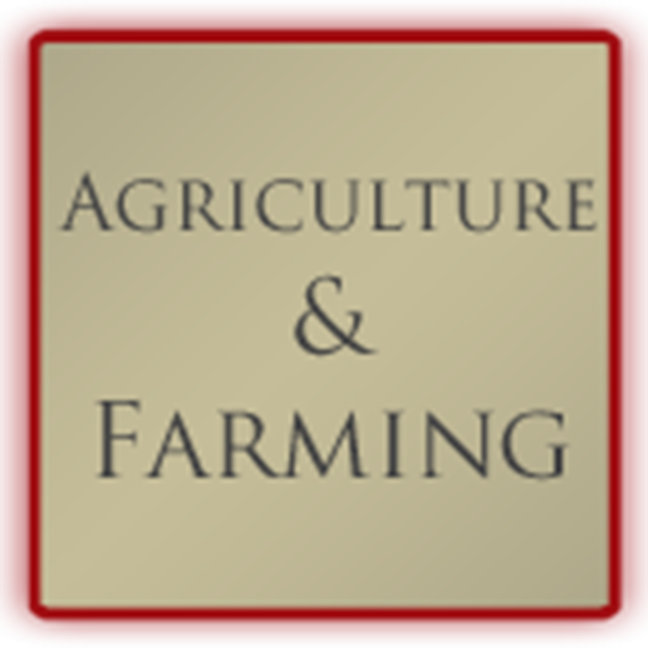 Agriculture and Farming