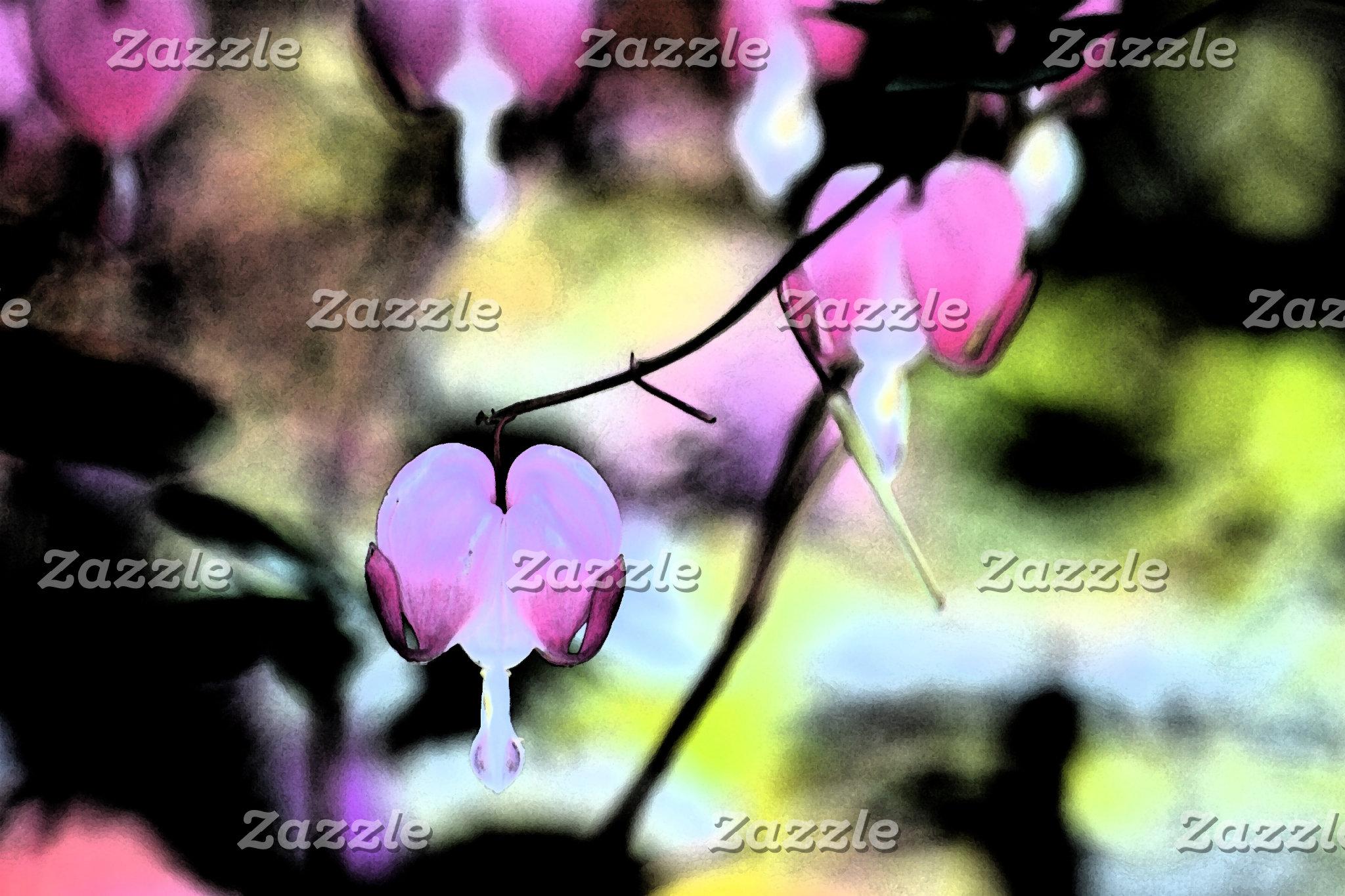 Bleeding Heart Floral