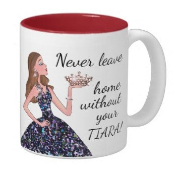 ***DIVA, PRINCESS, QUEEN MUGS