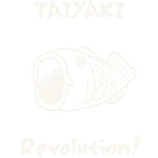 【たい焼き革命(白)】 TAIYAKI Revolution(White)