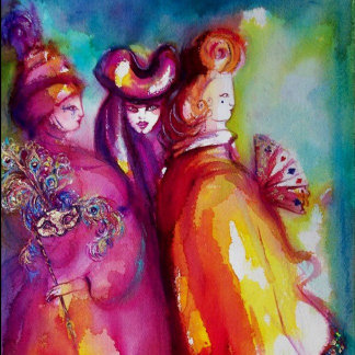 Carnival Of Venice Collection