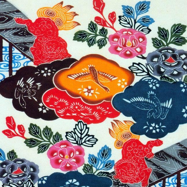 Okinawan Dyed (Bingata)