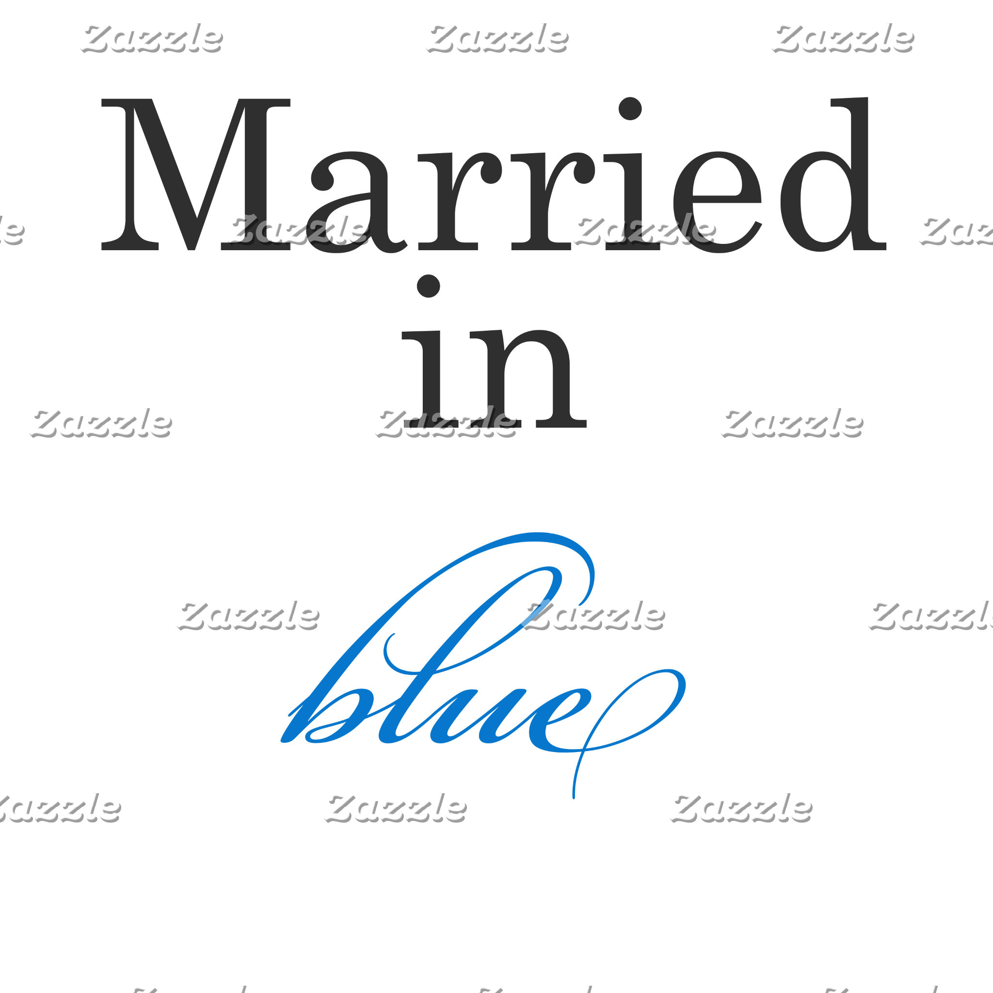 Married in Blue